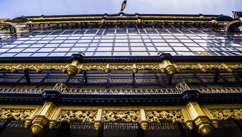Grand Balcony