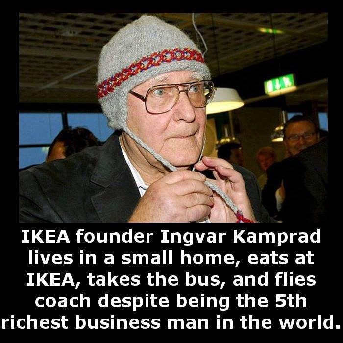 IKEA founder facts