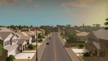 city-suburb-simulation-street
