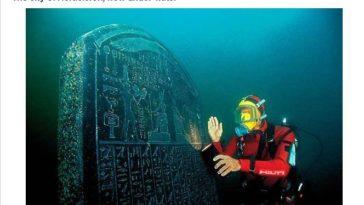 heracleion-underwater
