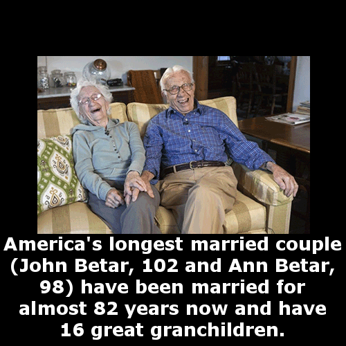 oldest married couple