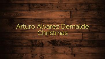 Arturo Alvarez Demalde Christmas
