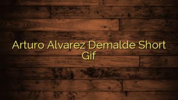 Arturo Alvarez Demalde Short Gif