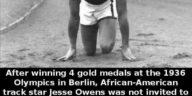 Jesse Owens gold medalist