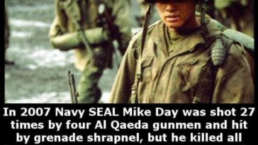 marine Mike Day facts