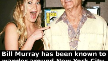real life bill murray