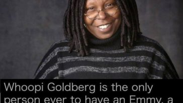 whoopie goldberg facts