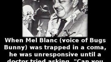 Mel Blanc facts