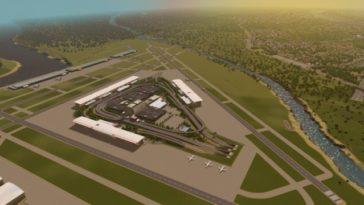 national airport terimnal