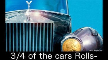 rolls royce facts