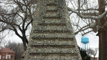 chanute statue