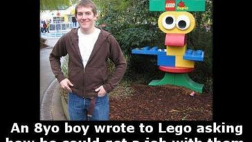 Lego success story