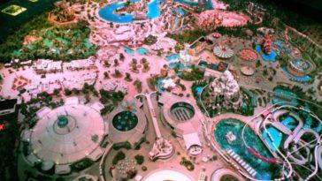 Walt Disney Museum Original Disneyland Plans