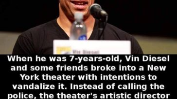 facts about Vin Diesel