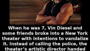 Vin Diesel roots